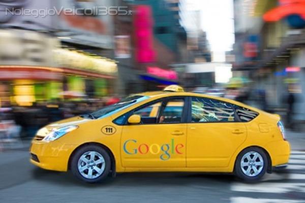 Il robot-taxi di Google: il primo veicolo senza conducente
