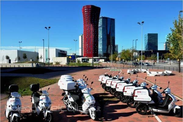 Scooter a Noleggio - Le multinazionali arrivano in Italia!