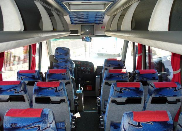 Redentours sardegna for Interno autobus